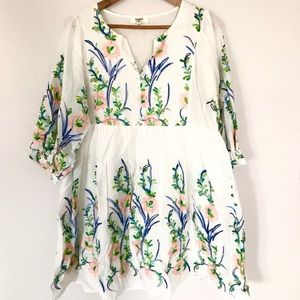 Baby doll style dress